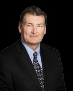 Snyder professional engineer, Mike Calkins, headshot