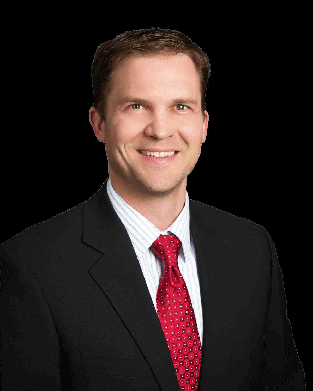 Snyder business unit leader, Troy Culver, headshot