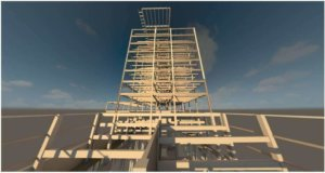 rendering of tan project structure