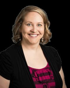 Snyder professional water resources engineer, Lindsay Beaman, headshot