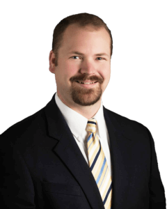 Snyder professional water resources engineer, Wes Farrand, headshot