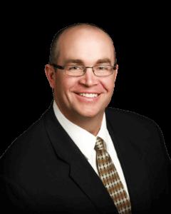 Snyder business unit leader, Wade Greiman, headshot