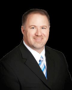 Snyder professional engineer, Jerod Gross, headshot