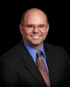 Snyder professional engineer, Mark Land, headshot