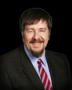 Snyder professional traffic engineer, Rich Voelker, headshot