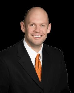 Snyder professional engineer, Scott Anderson, headshot