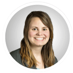 Headshot of Jessica Sundquist, an Environmental Scientist at Snyder & Associates, a civil engineering firm.