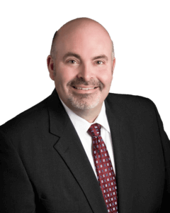 Snyder professional traffic engineer, Brian Willham, headshot