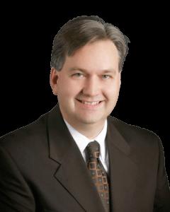 Snyder professional engineer, Anthony Boes, headshot