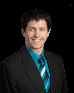 Snyder professional engineer, David Sturm, headshot