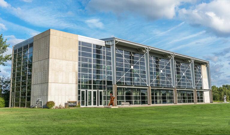 University of Iowa Hall of Fame Building