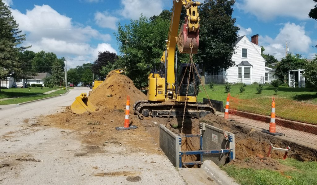 trenchless construction