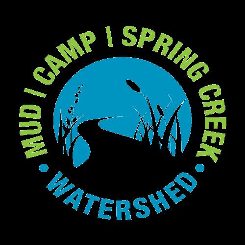 Mud Camp Spring Watershed Logo
