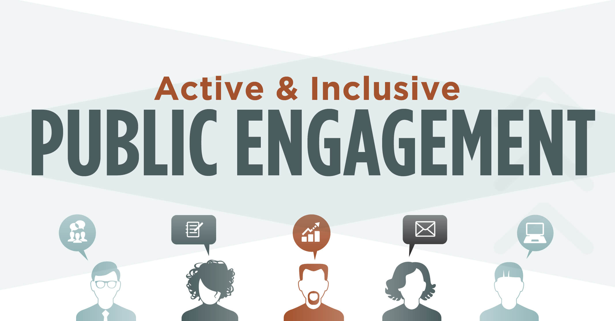 active and inclusive public engagement