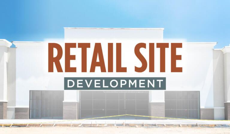 Retail Development graphic