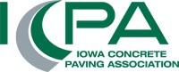 Iowa concrete paving association logo