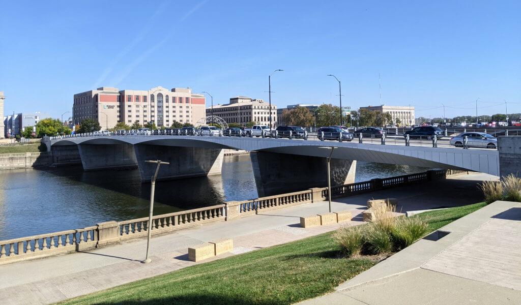 Down Town Modern Bridge