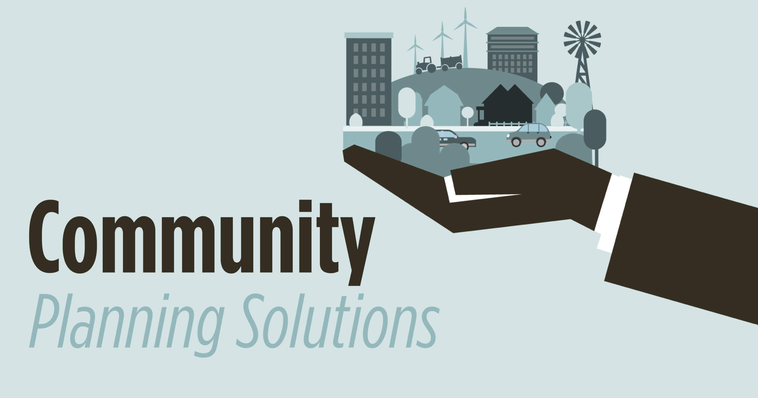 Smart Community Planning Solutions in Times of Adversity